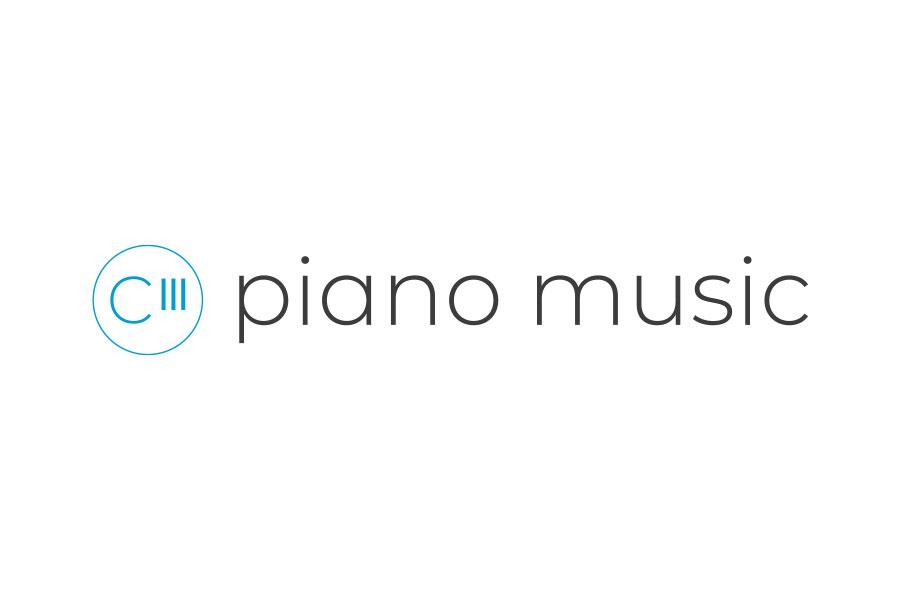 Logo - CM Piano Music