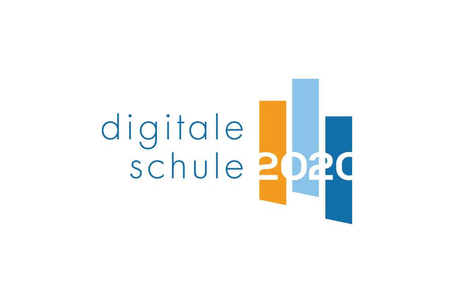 Logo - Digitale Schule 2020
